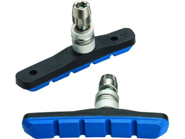Jagwire Mountain sports Brake Pads blue/black